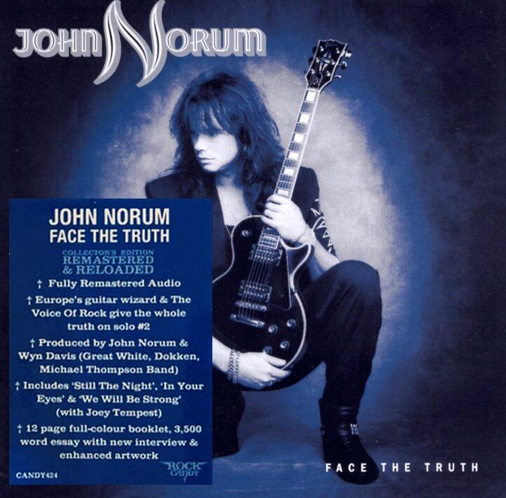 john norum face CD