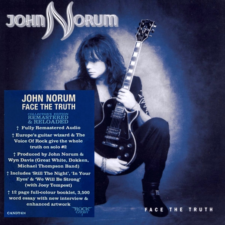 john norum face CD