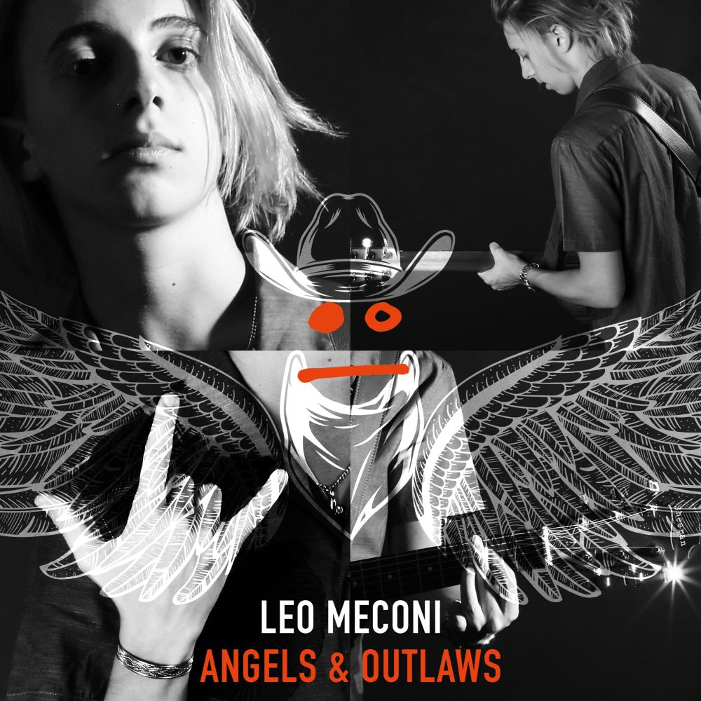 leo meconi angels outlaws cover