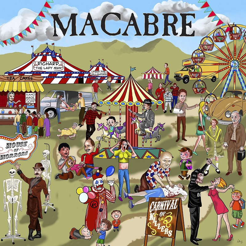 macabre carnival of killers cover 1