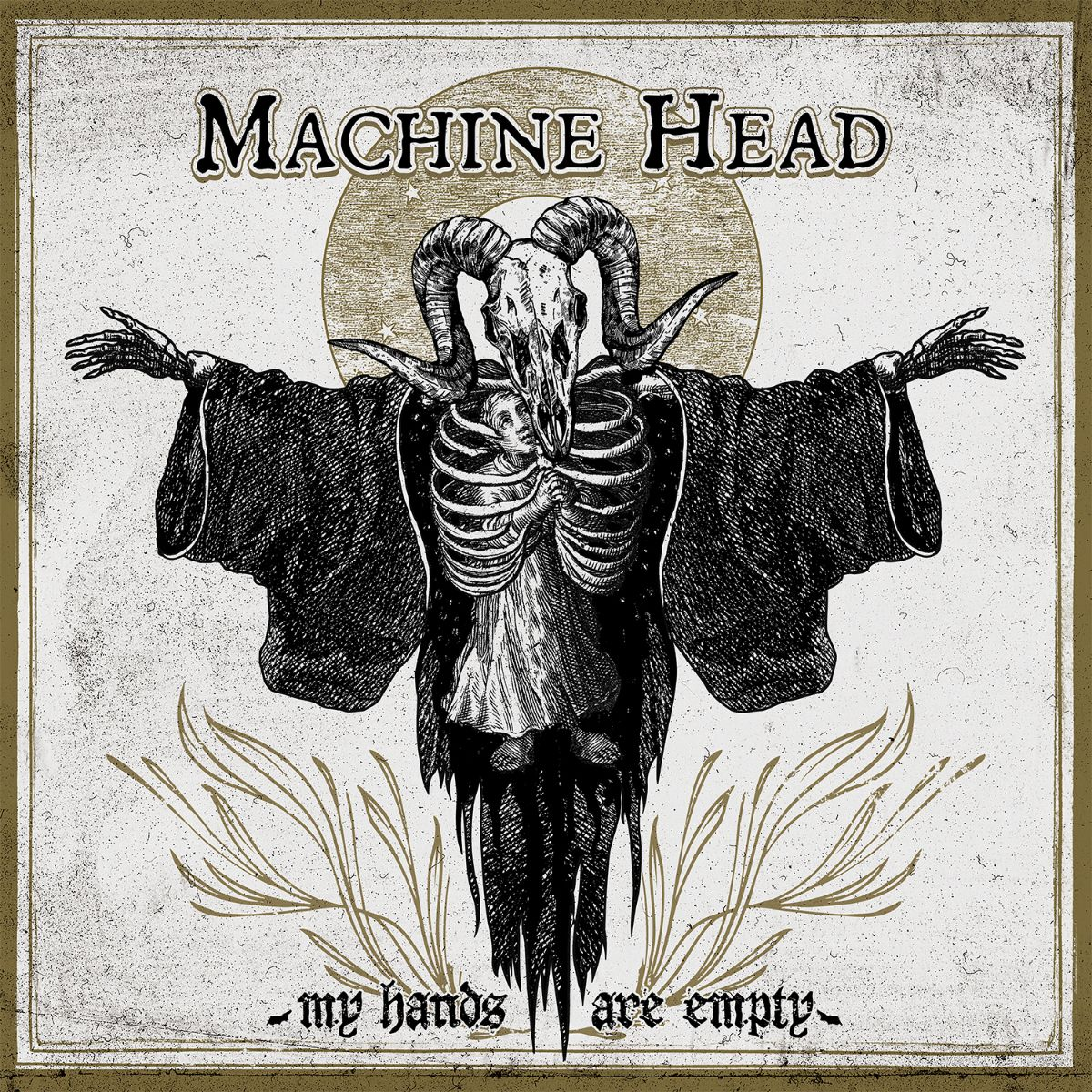 machine head my hands are empty