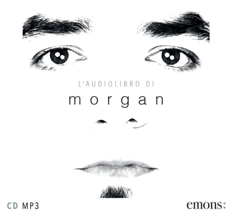 morgan audiolibro cover