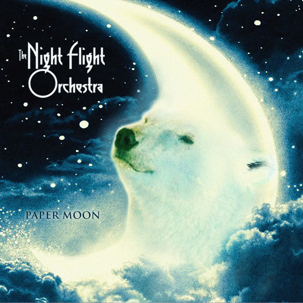 the night flight orchestra paper moon