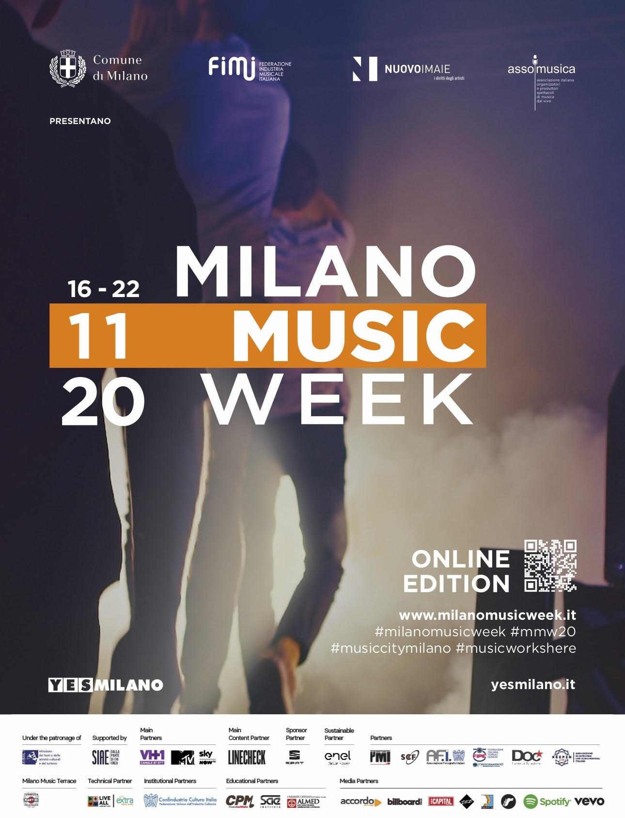 Milano Music Week 2020