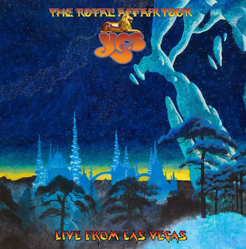 yes the royal affair tour live from las vegas