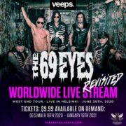 69eye worldwide stream