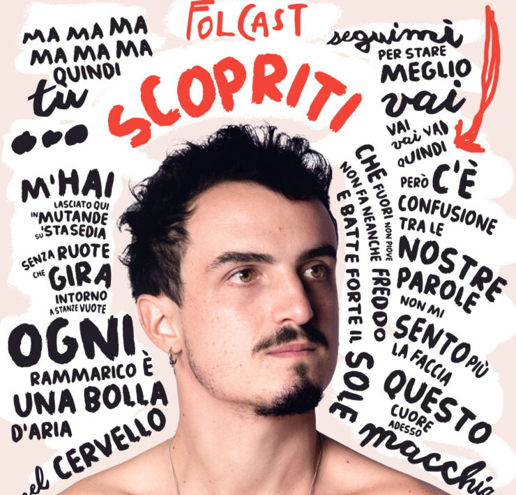 Folcast Scopriti Cover