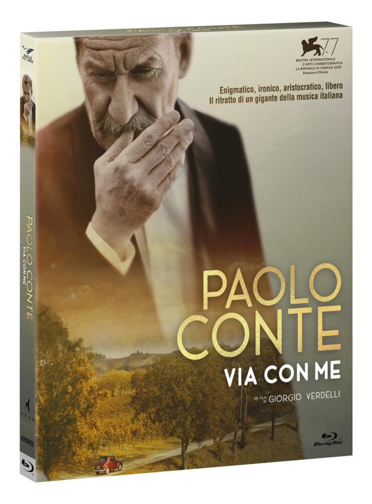 Paolo Conte Slipcase BD