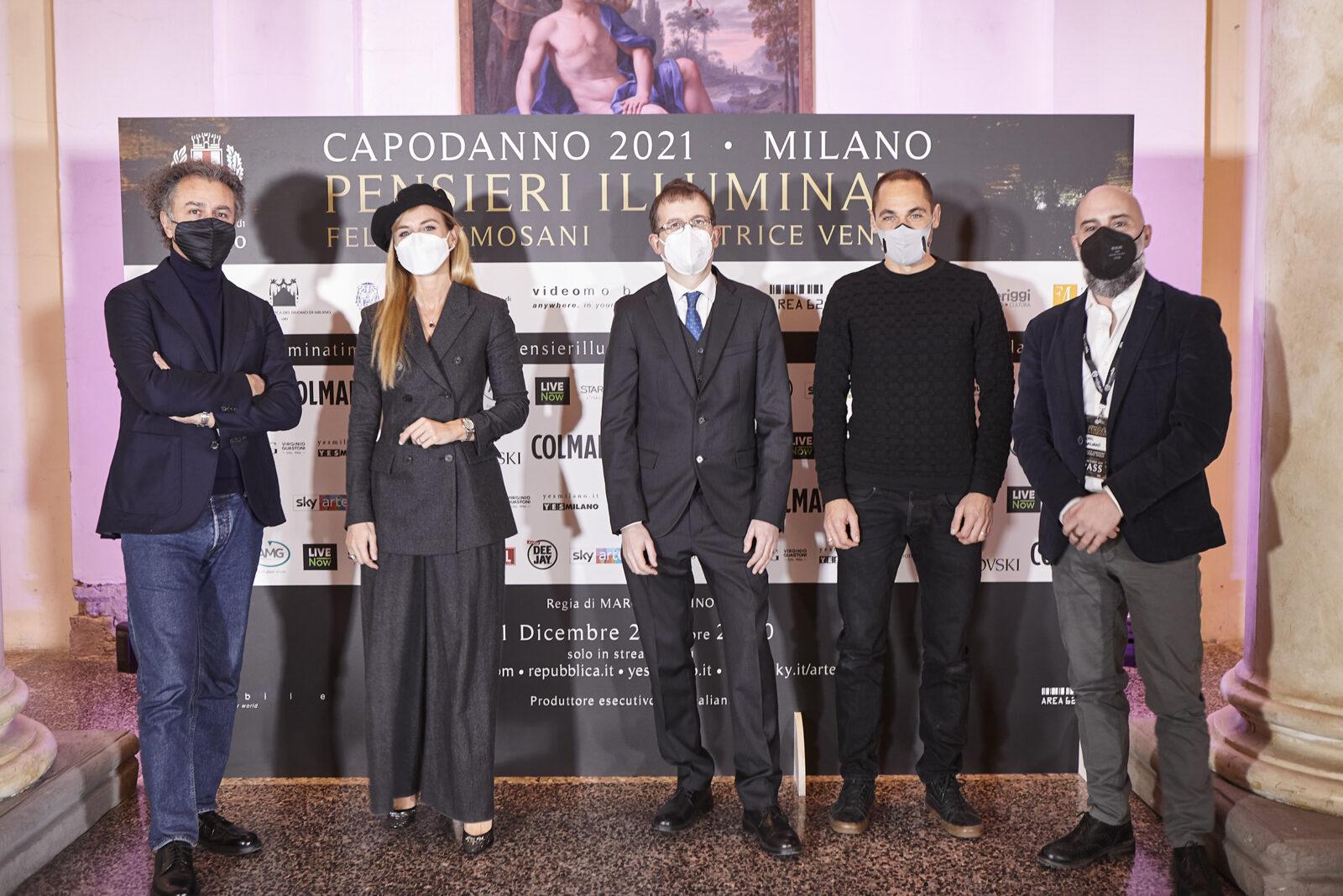Pensieri Illuminati press conference 2