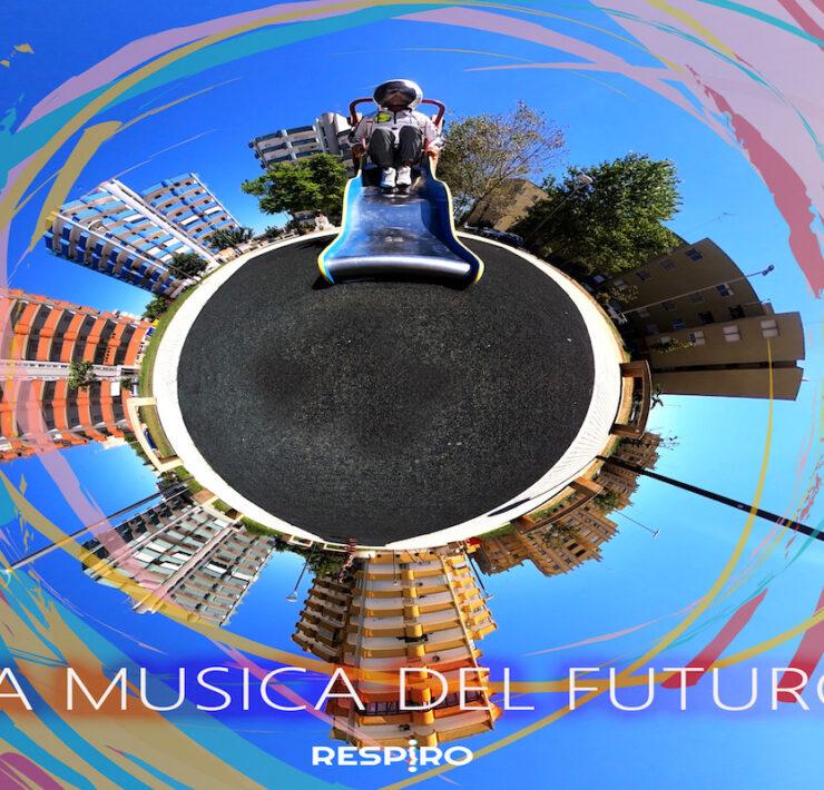 RESPIRo COVER La musica del futuro