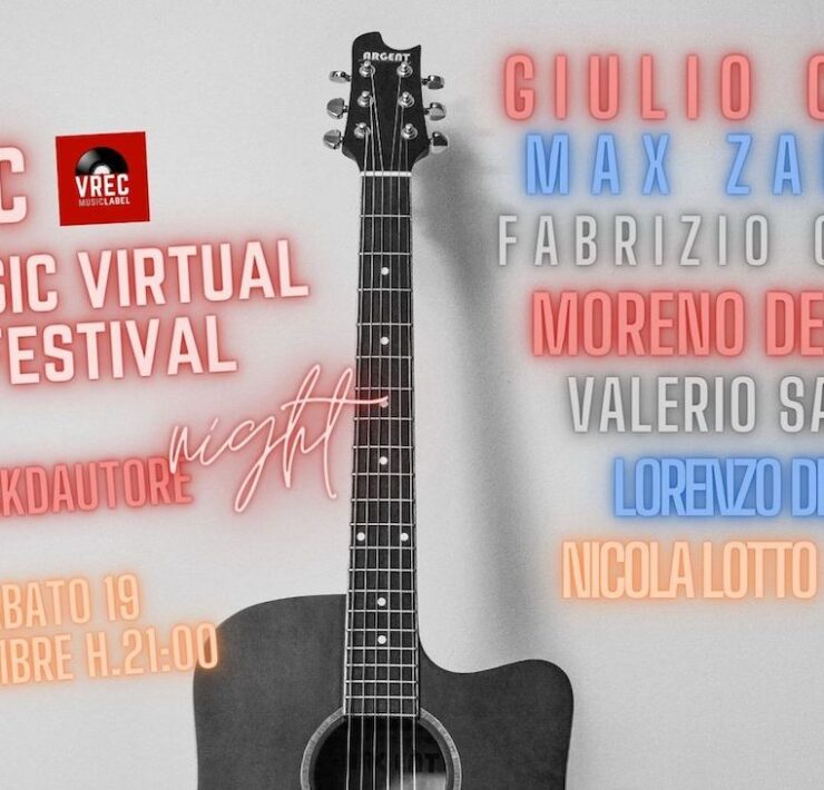 VREC MUSIC VIRTUAL FESTVAL 2020 2 serata