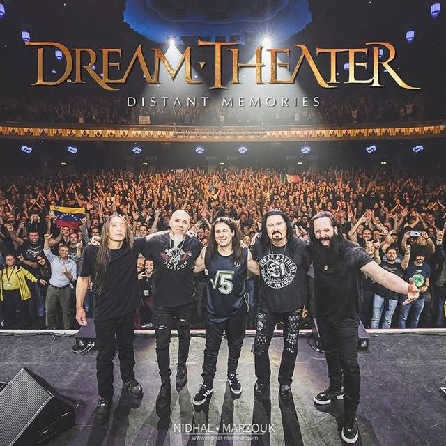 dream theater live 20 band