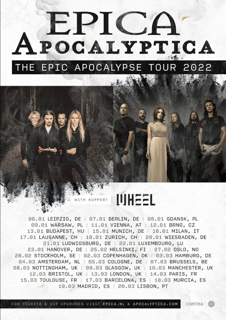 epic apocalyptic tour