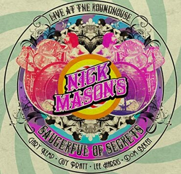 nick mason live 20 CD