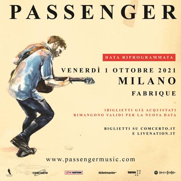 passenger tour 2021