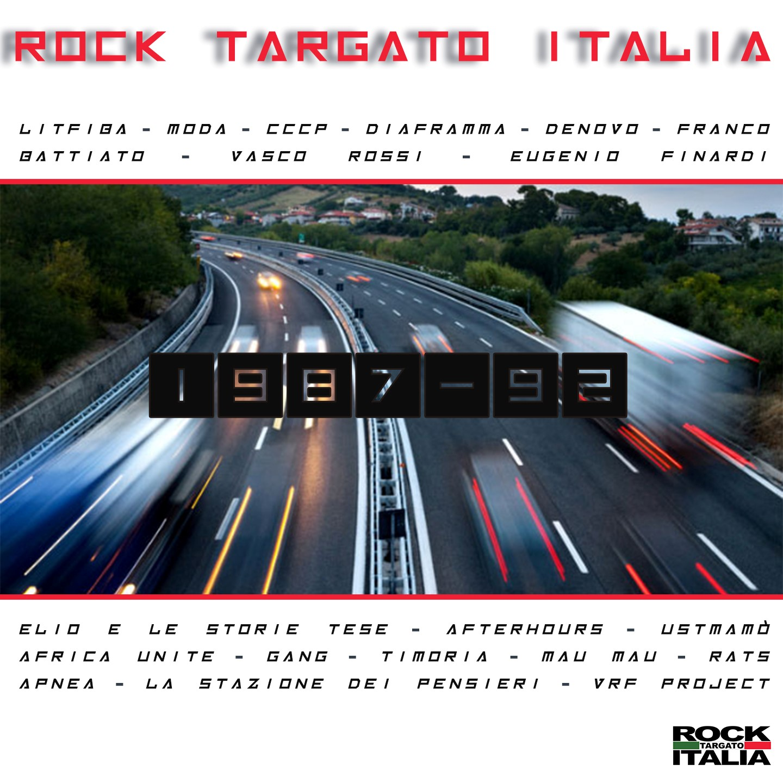 rock targato italia 1987 1992