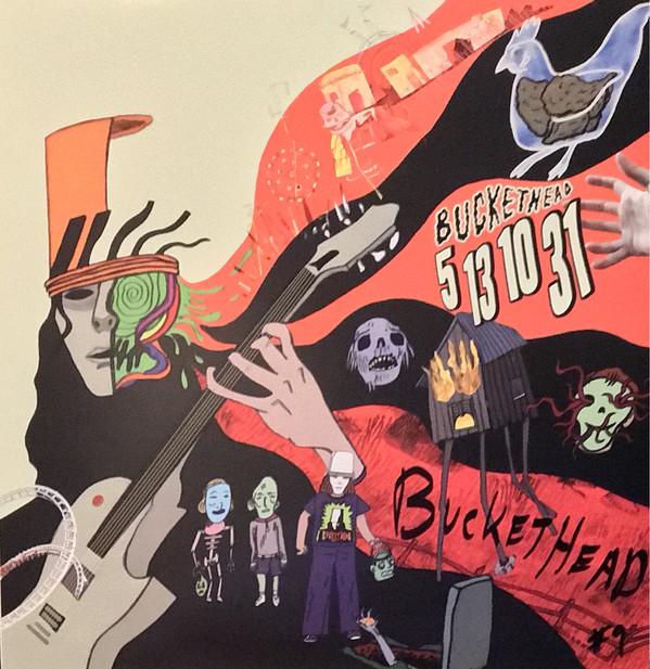 buckethead 5 20 CD