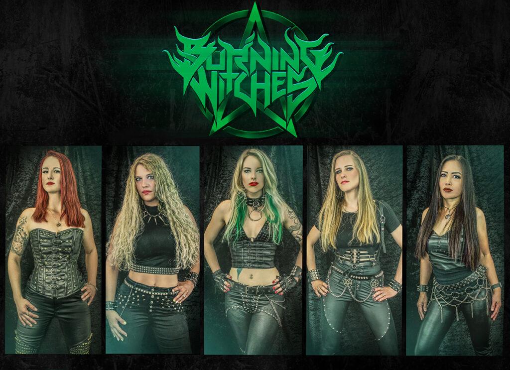 burning witches 20 band